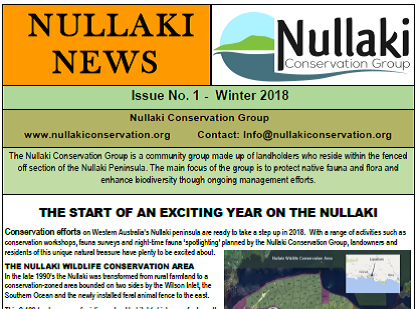 NCG Newsletter is Out!